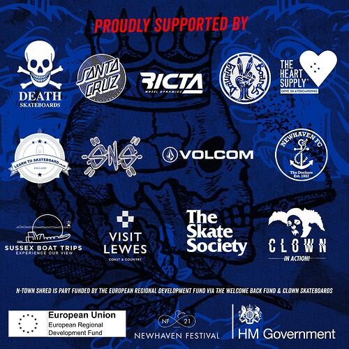N-TOWN SHRED 001:Logos