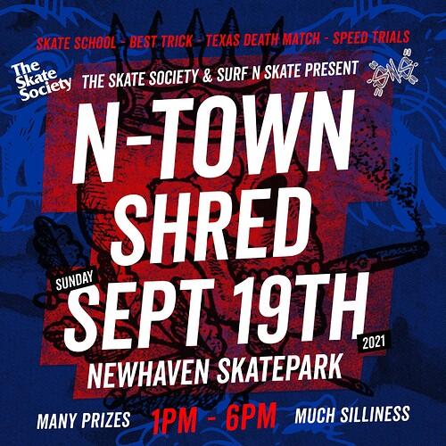 N-TOWN SHRED 001