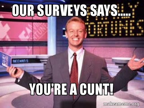 our-surveys-says